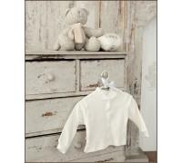 Кофточка  на кнопках для новорожденного BabyPolo 2-143