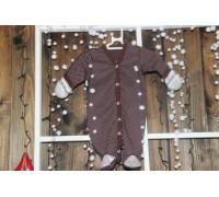 Комбинезон BabyPollo Норд Вест 5-601