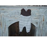 Высокие ползунки на лямках BabyPollo Норд Вест 5-613