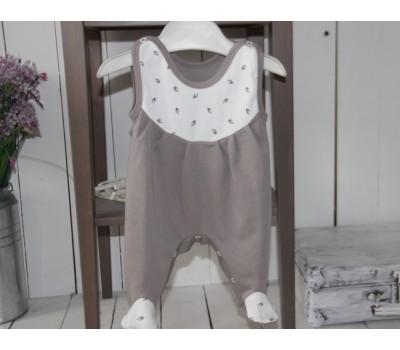 Высокие ползунки BabyPollo Капучино 5-813