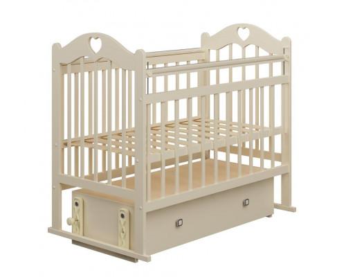 Детская кроватка Briciola-12 (маятник универсальный) 120x60 см