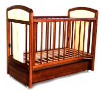 Детская кроватка Birichino Vera 120х60см