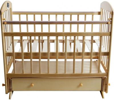 Детская кроватка Briciola-11 (маятник поперечный) 120x60 см