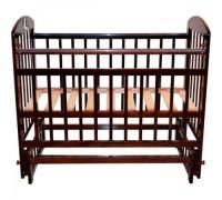 Детская кроватка Briciola 14 (маятник поперечный)