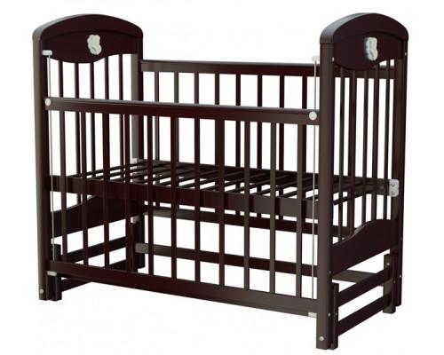 Детская кроватка Briciola-2 (маятник продольный) 120x60 см