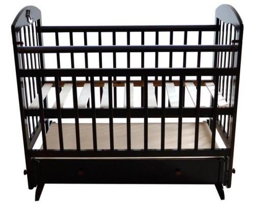 Детская кроватка Briciola-8 (маятник поперечный) 120x60 см