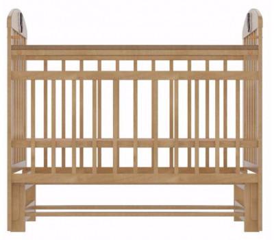 Детская кроватка Briciola-9 (маятник продольный) 120x60 см