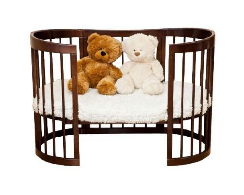 Детская кроватка-трансформер Красная Звезда Паулина-2 8 в 1
