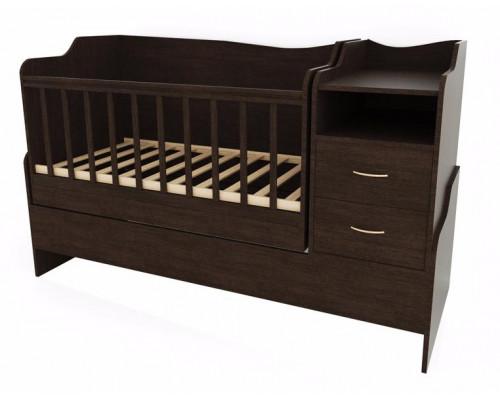 Детская кроватка трансформер Valle Sofia
