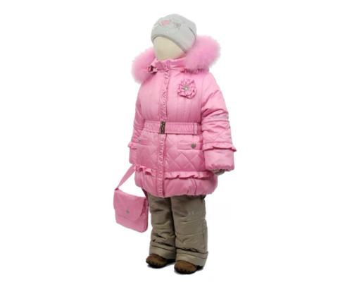 Зимний комплект Егорка, модель Розочка, 3 расцветки