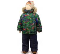 Зимний комплект Tomas, модель Тачки