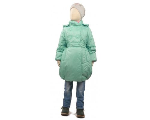 Пальто весна-осень Егорка Принцесса, мята