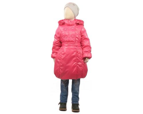 Пальто весна-осень Егорка Принцесса, розовый