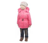 Куртка весна-осень Егорка Эвелина, розовый