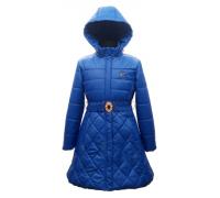 Пальто весна-осень Егорка Красотка, синий
