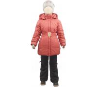 Куртка весна-осень Егорка Мисс, терракот