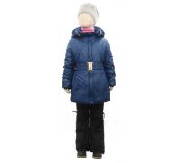 Куртка весна-осень Егорка Мисс, синий