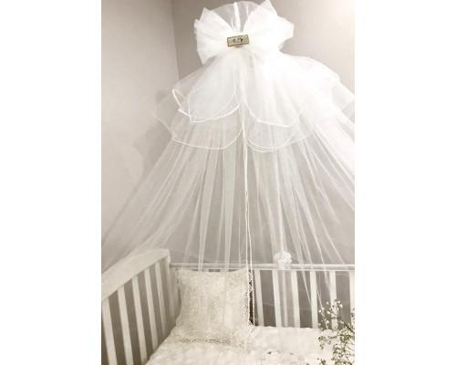 Балдахин на детскую кроватку JollyBaby