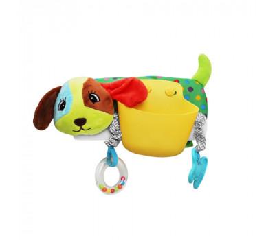 "Игрушка-карман на коляску/кроватку Uviton ""Dog"""