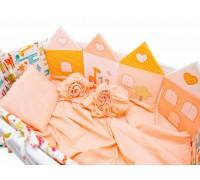 Комплект в кроватку Valle Grace, 7 предметов