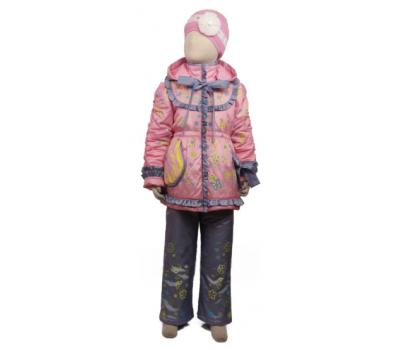 Комплект LT collection Пчела весна-осень, розовый