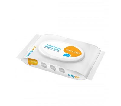 Ароматизир. пакеты для использ. подгузников BabyOno, 100 шт
