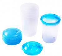 Контейнеры для хранения молока (4 шт в уп.) BabyOno