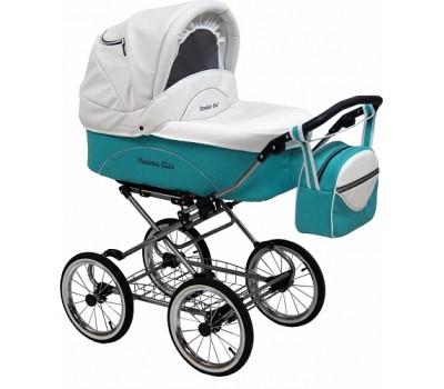 Детская коляска Maxima Elite XL 2в1 Кожа