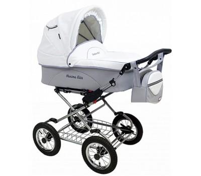 Детская коляска Maxima Elite 2в1 Кожа