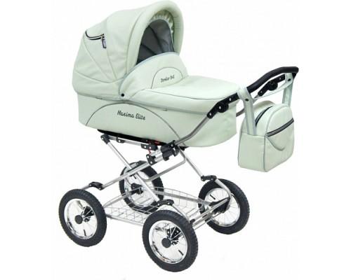 Детская коляска Maxima Elite 3в1 Кожа