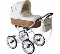 Детская коляска Maxima Willow 3в1 Кожа
