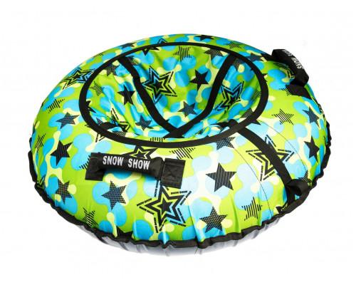 Санки надувные Тюбинг RT Snow Star + автокамера, диаметр 105 см