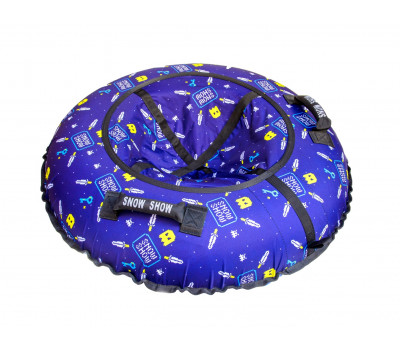 Санки надувные Тюбинг RT Night wars + автокамера, диаметр 105 см