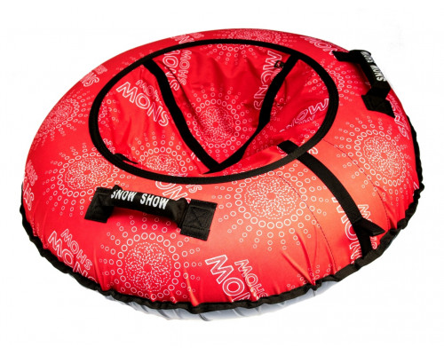 Санки надувные Тюбинг RT Red Sun + автокамера, диаметр 105 см