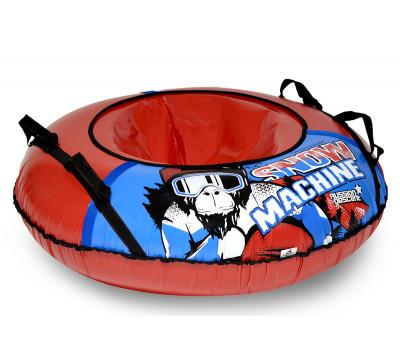 Санки надувные Тюбинг SNOW MACHINE автокамера, диаметр 107 см