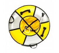 "Санки надувные Тюбинг RT ""ЭЛИТ"" жёлтый, диаметр 105 см"