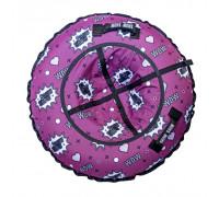 Санки надувные Тюбинг RT WOW + автокамера, диаметр 118 см