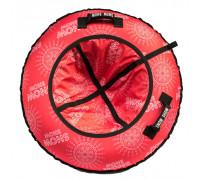 Санки надувные Тюбинг RT Red Sun + автокамера, диаметр 118 см