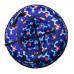 Санки надувные Тюбинг RT Snow Star Blue + автокамера, диаметр 118 см