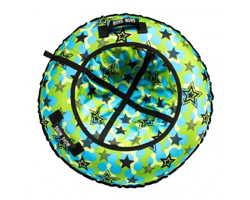 Санки надувные Тюбинг RT Snow Star + автокамера, диаметр 118 см