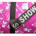 Санки надувные Тюбинг RT Собачки на розовом, диаметр 118 см