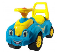 Каталка ZOO Animal Planet Заяц синий Т3510к
