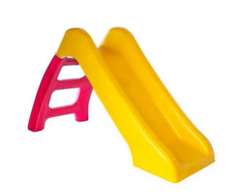 Горка детская пластмассовая длина 110 см, высота 70 см