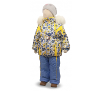 Зимний комплект Tomas, модель Котя желтый