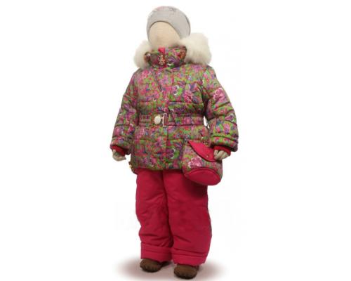 Зимний комплект Tomas, модель Кристина, красный
