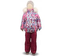 Зимний комплект Tomas, модель Котя розовый