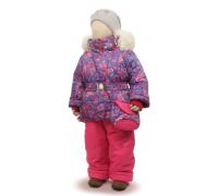 Зимний комплект Tomas, модель Кристина розовый