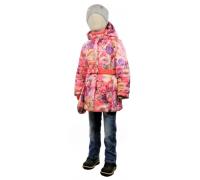 Куртка весна-осень TOMAS Розы, розовый
