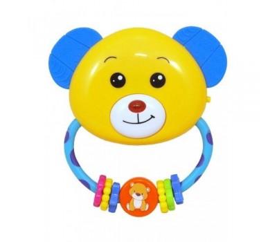 """МУЗЫКАЛЬНАЯ ПОГРЕМУШКА """"BEAR"""", BABY MIX"""