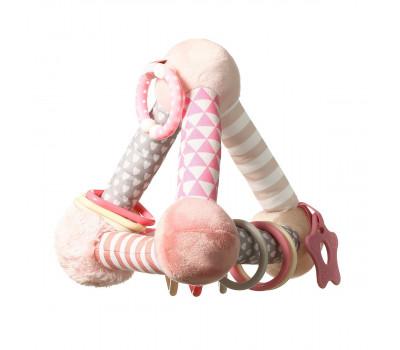 Развивающая игрушка PYRAMID (розовая) BabyOno